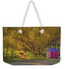 Brunner Organic Family Farm Weekender Tote Bag