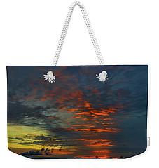Brunswick Sky Line Weekender Tote Bag