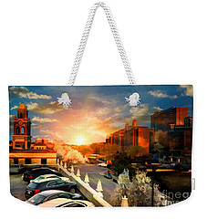 Brush Creek Kansas City Missouri Weekender Tote Bag
