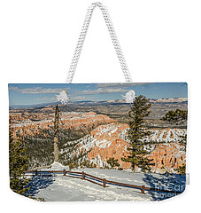 Bryce Amphitheater From Bryce Point Weekender Tote Bag