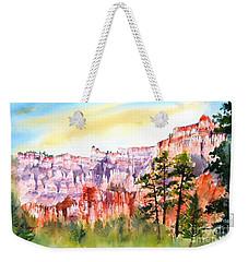 Bryce Canyon #3 Weekender Tote Bag