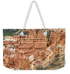 Bryce Canyon Weekender Tote Bag by Geraldine Alexander