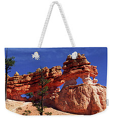 Weekender Tote Bag featuring the photograph Bryce Canyon National Park by Sally Weigand