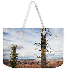 Bryce Canyon Point Trees Weekender Tote Bag