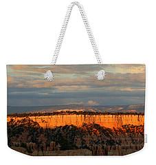 Bryce Canyon Sunset Weekender Tote Bag