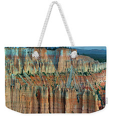 Bryce Canyon Weekender Tote Bag by Tim Fitzharris