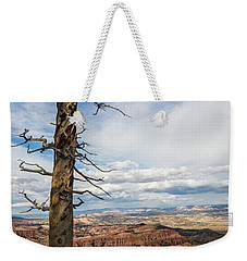 Bryce Canyon Tree Weekender Tote Bag
