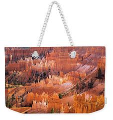 Bryce Glow Weekender Tote Bag