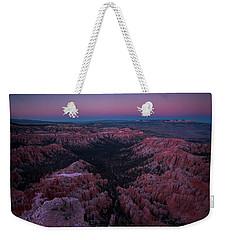 Bryce Point Weekender Tote Bag
