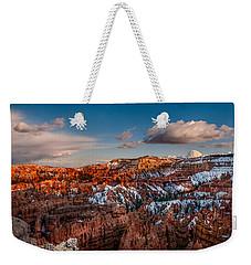 Bryce Sunset Weekender Tote Bag