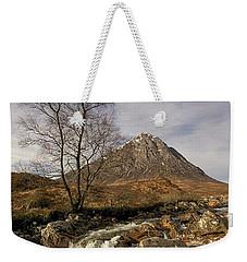 Buachaille Etive Mor Weekender Tote Bag