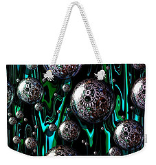 Bubble Abstract 1e Weekender Tote Bag