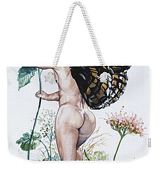 Bubble Butt Fairy Weekender Tote Bag