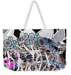 Bubble Core Weekender Tote Bag
