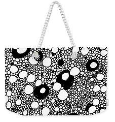 Bubble Doodle Weekender Tote Bag