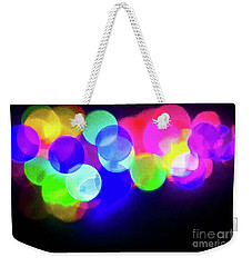 Bubble Drip Weekender Tote Bag