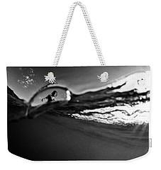 Bubble Surfer Weekender Tote Bag