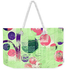 Weekender Tote Bag featuring the photograph Bubble Tree - 224c33j5r by Variance Collections