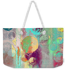 Bubble Tree - 285r Weekender Tote Bag