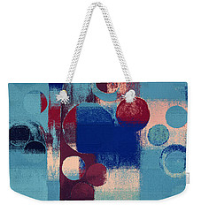 Bubble Tree - 85l-j4 Weekender Tote Bag by Variance Collections