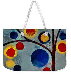 Bubble Tree - Dps02c02f - Left Weekender Tote Bag