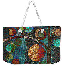 Bubble Tree - Spc02bt05 - Left Weekender Tote Bag