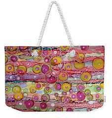 Bubble World Weekender Tote Bag