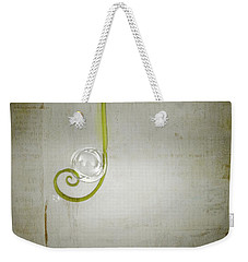 Bubbling - 02tt04a Weekender Tote Bag by Variance Collections
