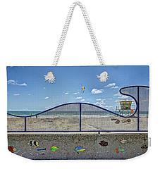 Buccaneer Beach Weekender Tote Bag by Ann Patterson