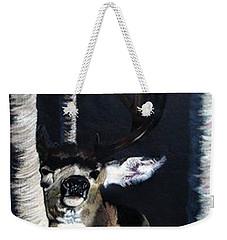 Buck Weekender Tote Bag