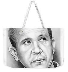 Buck Owens Weekender Tote Bag