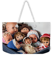 Bucket Of Memories Weekender Tote Bag