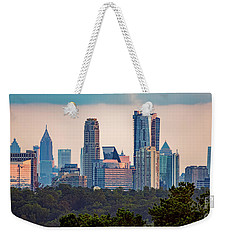 Buckhead Atlanta Skyline Weekender Tote Bag