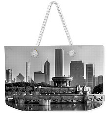 Buckingham Fountain - 2 Weekender Tote Bag