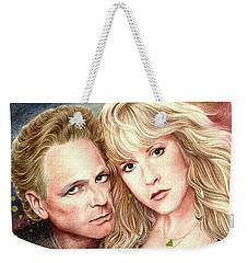 Buckingham Nicks Weekender Tote Bag