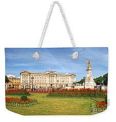Buckingham Palace And Garden Weekender Tote Bag