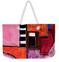 Buckle Up Weekender Tote Bag
