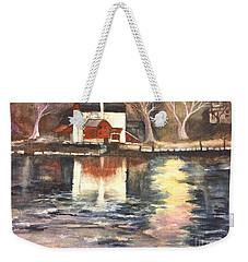 Bucks County Playhouse Weekender Tote Bag