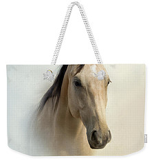 Buckskin Beauty Weekender Tote Bag by Betty LaRue