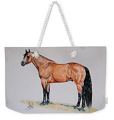 Buckskin Beauty Weekender Tote Bag