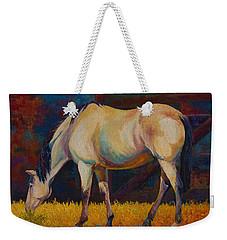 Buckskin Weekender Tote Bag