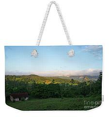 Bucolic Vinales I Weekender Tote Bag