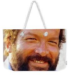 Bud Spencer Weekender Tote Bag