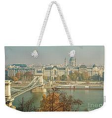 Budapest, Hungary Weekender Tote Bag