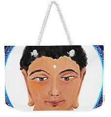 Buddha 111 Weekender Tote Bag