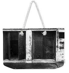 Buddha 2 Weekender Tote Bag by Laurie Stewart
