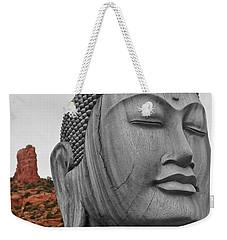 Buddha 3 Weekender Tote Bag