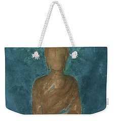 Buddha Abstract Weekender Tote Bag