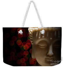 Weekender Tote Bag featuring the photograph Buddha by Brian Jones