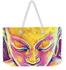 Buddha Dreams Weekender Tote Bag